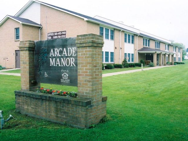Arcade Manor Apartments Property Image 1