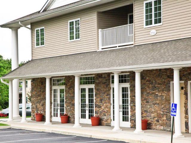 Belmont Villas Senior Apartments Property Image 1