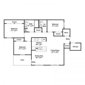 Big Tree Glen Floor Plan Image 9