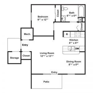Biltmore Crossing Floor Plan Image 3