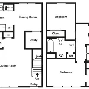 Brinkley Hill Floor Plan Image 2