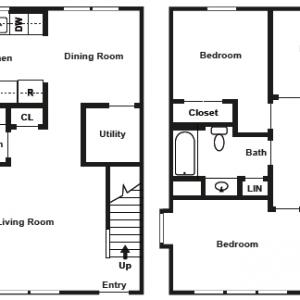 Brinkley Hill Floor Plan Image 3