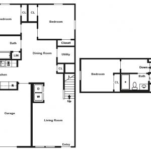 Brinkley Hill Floor Plan Image 4