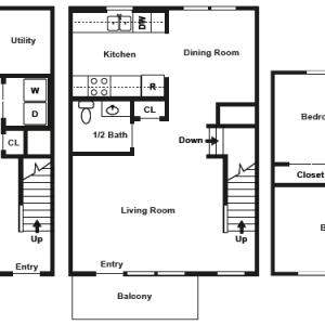Brinkley Hill Floor Plan Image 5