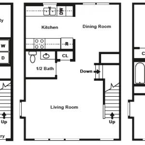 Brinkley Hill Floor Plan Image 6