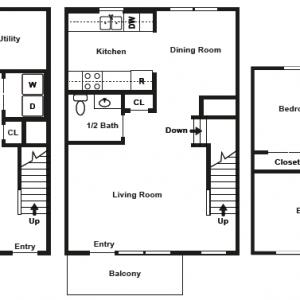 Brinkley Hill Floor Plan Image 8