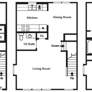 Brinkley Hill Floor Plan Image 9