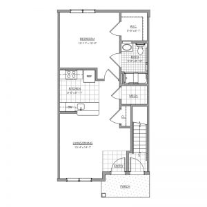 Conifer Village at Deptford Floor Plan Image 1