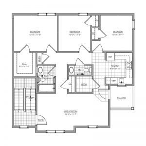 Conifer Village at Deptford Floor Plan Image 2