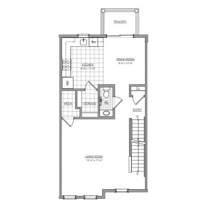 Conifer Village at Deptford Floor Plan Image 3