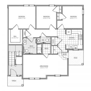 Conifer Village at Deptford Floor Plan Image 5