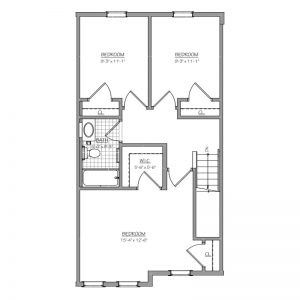 Conifer Village at Deptford Floor Plan Image 6