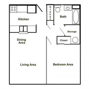Cattaraugus Manor Floor Plan Image 2