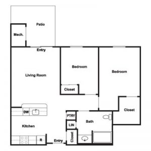Cobblestone Place at Webster Floor Plan Image 6