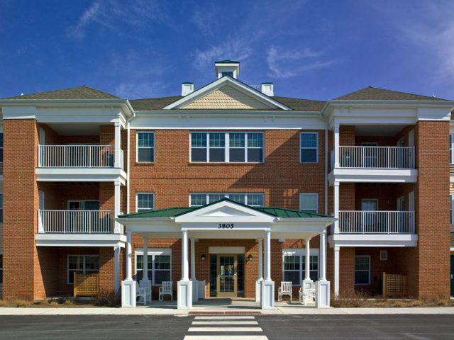 Conifer Village at Cape May Senior Apartments Property Image 1