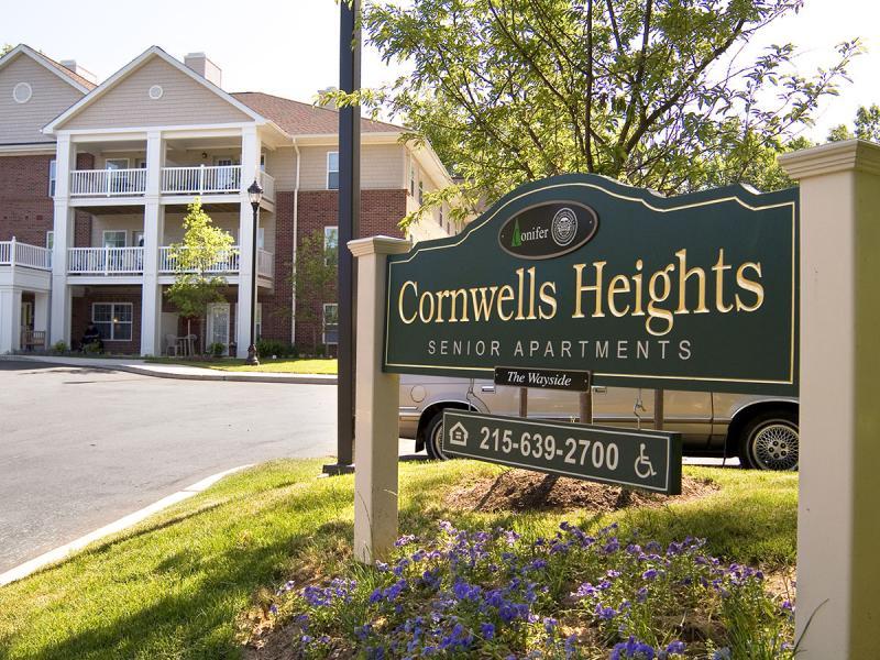 Cornwells Heights Senior Apartments Conifer Realty Llc