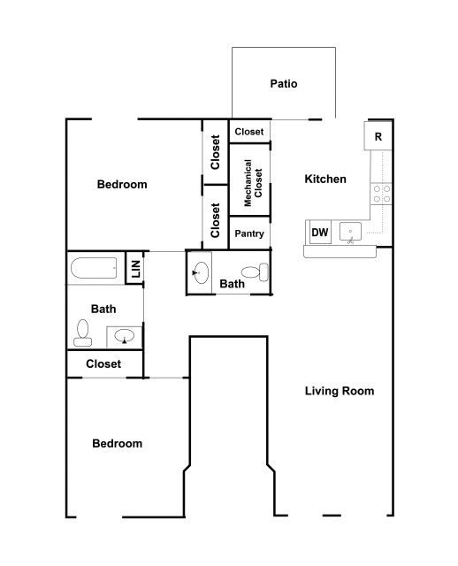 Eagleview Apartments: Conifer Realty LLC