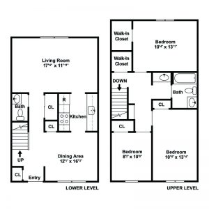 F.I.G.H.T. Village Apartments Floor Plan Image 4