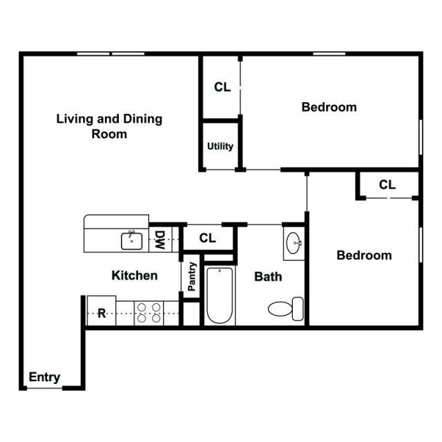 Ferry Manor Senior Apartments | Conifer Realty LLC
