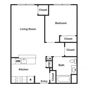 Gregory Senior Residences Floor Plan Image 2
