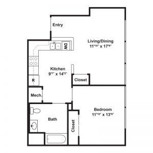 Lawnside Meadows Floor Plan Image 2