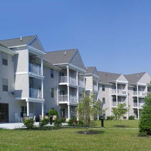 Linden Lake Senior Apartments Property Thumbnail Image 1