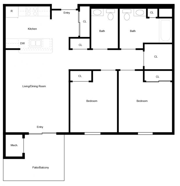 Conifer Creek Apartments: MeadowView At Clifton Park Apartments