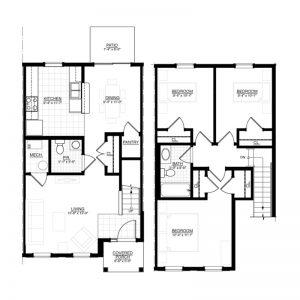 North Creek Run Floor Plan Image 2