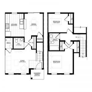 North Creek Run Floor Plan Image 4