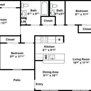 Pintail Crossing Floor Plan Image 2