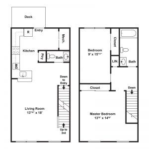 Revere Run at Gloucester Township Floor Plan Image 2