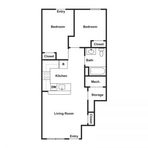Revere Run at Gloucester Township Floor Plan Image 4