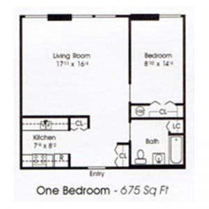 Sherburne Senior Housing Floor Plan Image 1