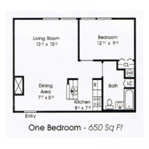 Sherburne Senior Housing Floor Plan Image 2