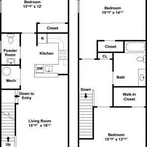 Sinclair Way Floor Plan Image 3