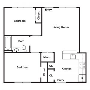 Tajdeed Residences Floor Plan Image 4