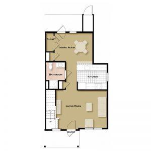 The Meadows Floor Plan Image 1