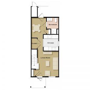 The Meadows Floor Plan Image 2