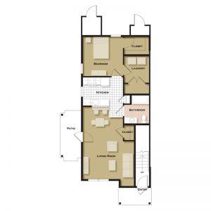 The Meadows Floor Plan Image 3