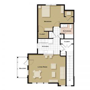 The Meadows Floor Plan Image 6