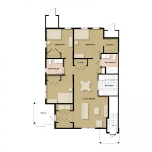 The Meadows Floor Plan Image 7