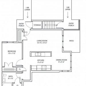 The Overlook Floor Plan Image 1