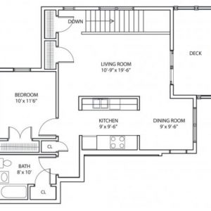 The Overlook Floor Plan Image 4