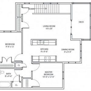 The Overlook Floor Plan Image 5