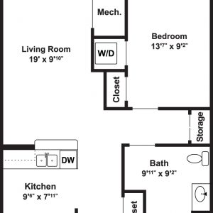 The Preserve at Red Run Floor Plan Image 4