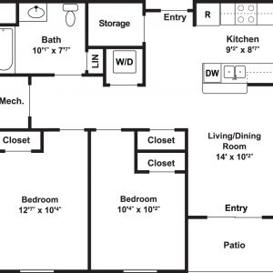 The Preserve at Red Run Floor Plan Image 7