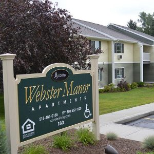 Webster Manor Apartments
