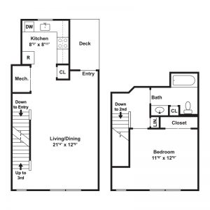 White Oak at Mantua Floor Plan Image 3