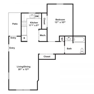 White Oak at Mantua Floor Plan Image 5