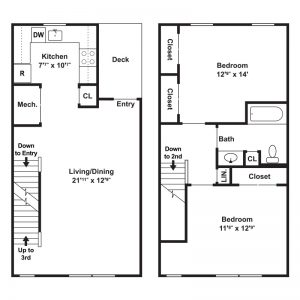 White Oak at Mantua Floor Plan Image 6